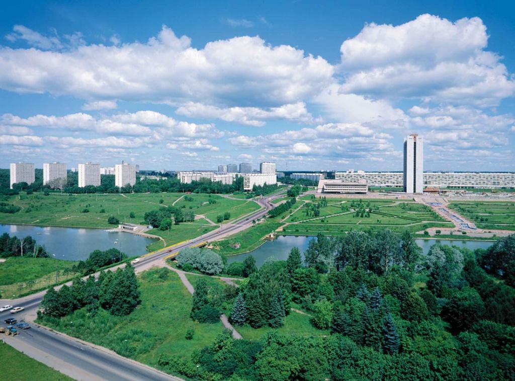 Зеленоград фото города